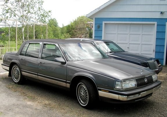 Another rchayes 1989 Buick Park Avenue post... - 10106451