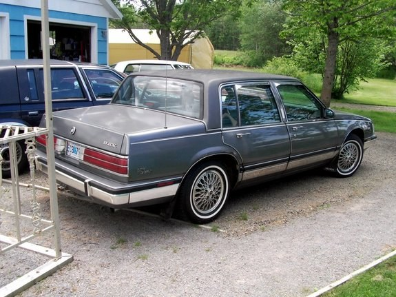 Rchayes 1989 Buick Park Avenue Specs Photos Modification