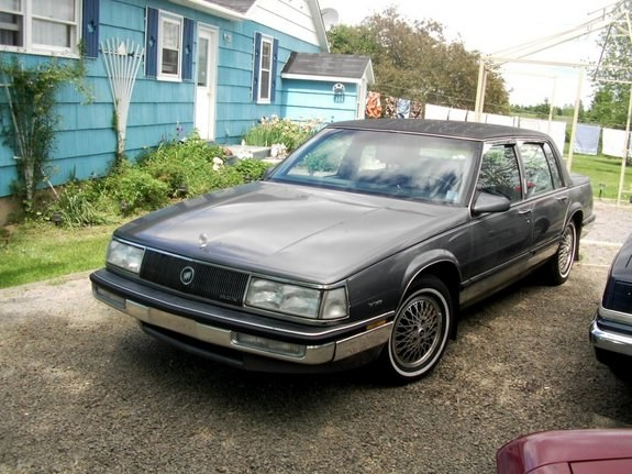 rchayes 1989 Buick Park Avenue 10106453