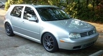 LT1OLDS 2004 Volkswagen Golf 10106621