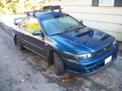 sethparshalls 1995 Subaru Impreza
