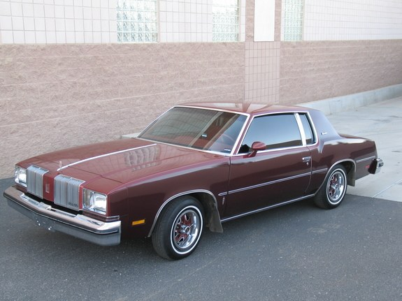25395's 1979 Oldsmobile Cutlass Supreme