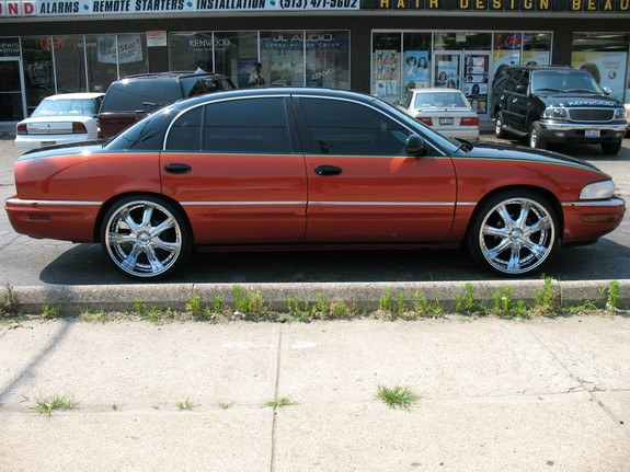 xtremebuick 2000 buick park avenue specs photos modification info at cardomain cardomain