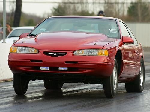 1997 Ford Thunderbird