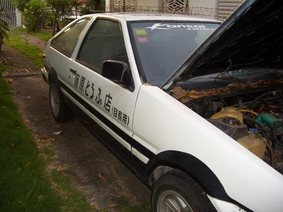 Another Jamaican-AE86 1986 Toyota Corolla post... - 10111146
