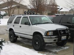 Millertime21s 1996 Chevrolet Blazer