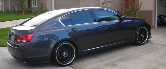 hknxxx 2006 lexus gs specs photos modification info at. Black Bedroom Furniture Sets. Home Design Ideas