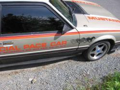1979-Pace_Car 1979 Ford Mustang