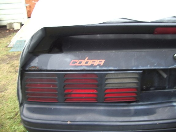 Another 911escortGT 1988 Ford Mustang post... - 9174695