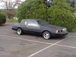 Pdx88lude 1983 Mercury Cougar