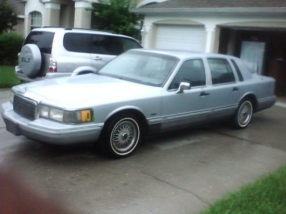 Tankdawg407 1993 Lincoln Town Car Specs  Photos
