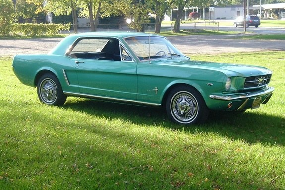 Another bwrrn0 1964 Ford Mustang post... - 10369399