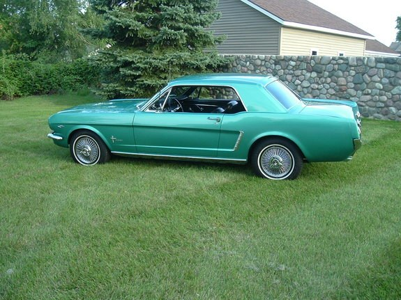 Another bwrrn0 1964 Ford Mustang post... - 10369405