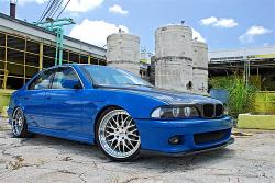 dcartel516s 2001 BMW 5 Series