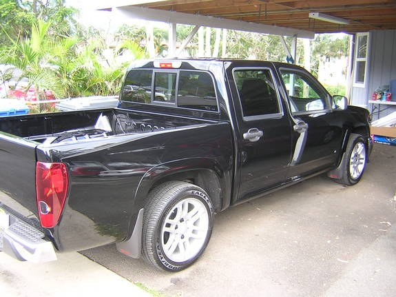 Canyondrivah3 2007 GMC Canyon Regular Cab