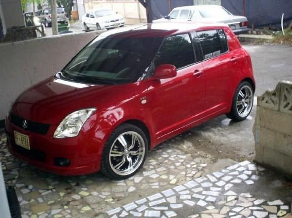 sweetm 2007 suzuki swift specs photos modification info at cardomain. Black Bedroom Furniture Sets. Home Design Ideas
