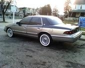 Another PEE316 1994 Mercury Grand Marquis post... - 10338607