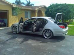 C_NOTEZs 2006 BMW 5 Series