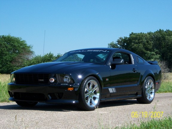 06-mustang 2006 saleen mustang specs, photos, modification info at