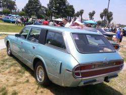 Toygarage 1972 Toyota Crown