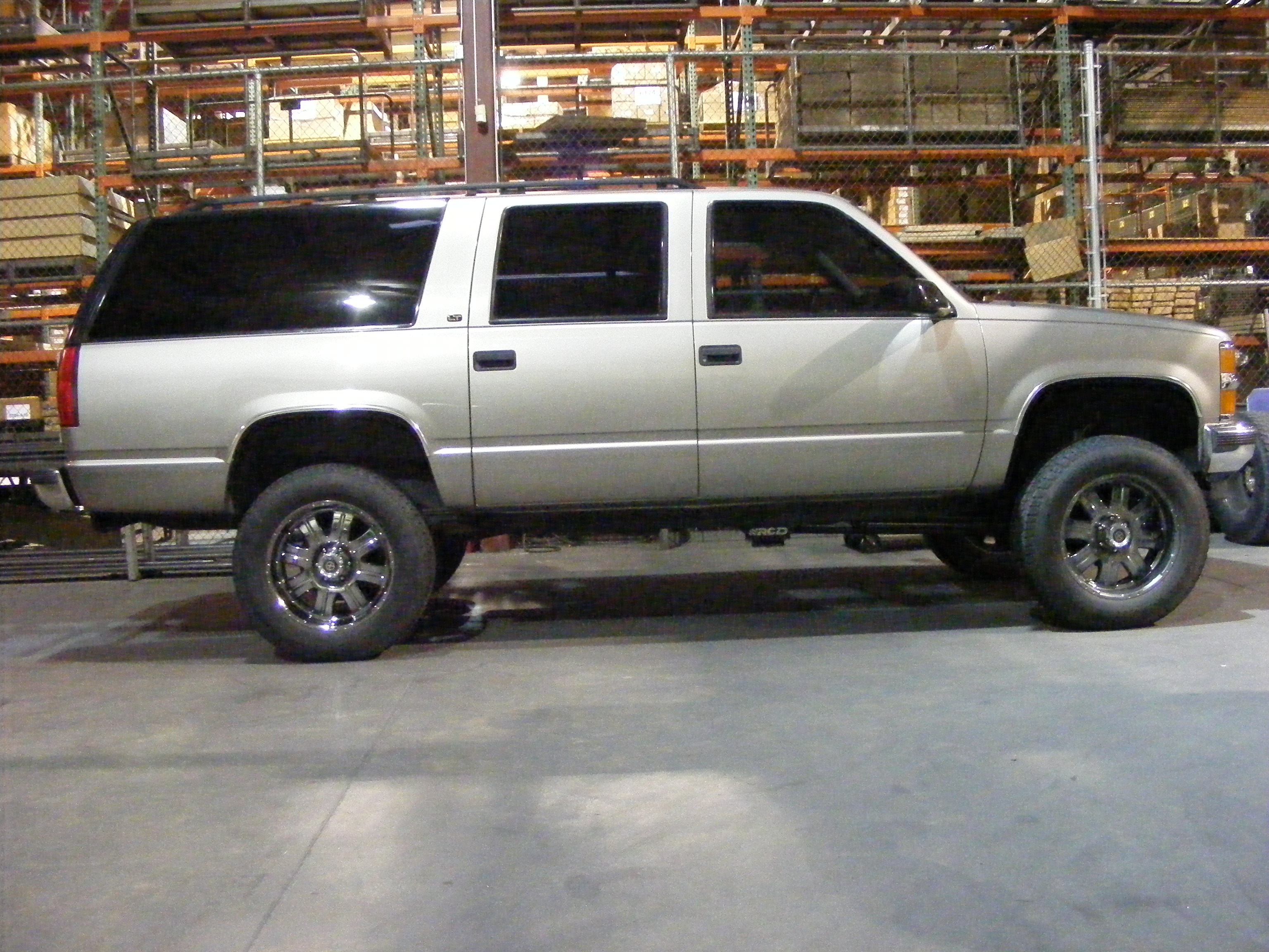 4x4xtsy 1999 chevrolet suburban 1500 specs photos modification info at cardomain. Black Bedroom Furniture Sets. Home Design Ideas