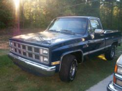 shiftdtlb42s 1982 GMC Sierra (Classic) 1500 Regular Cab