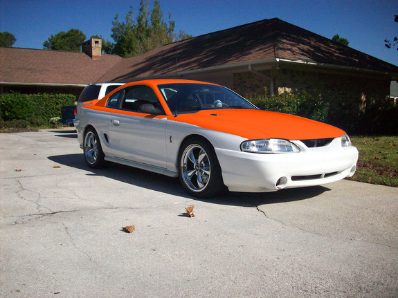 snakeonitsbelly 1994 Ford Mustang