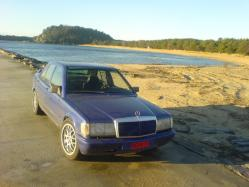 Dj-Timotys 1984 Mercedes-Benz 190-Class