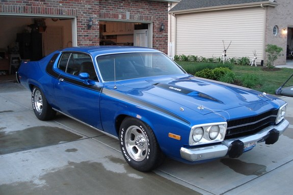 Another Bobs-Bird 1973 Plymouth Roadrunner post... - 10122271