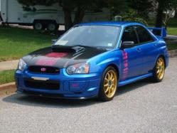 TSCARNEGIs 2004 Subaru Impreza