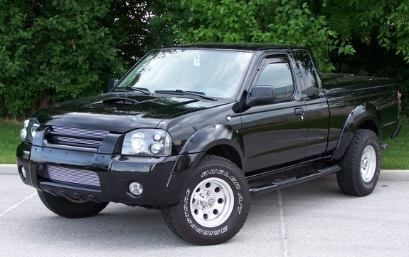 Xev6024x4 2002 Nissan Frontier Regular Cab Specs Photos
