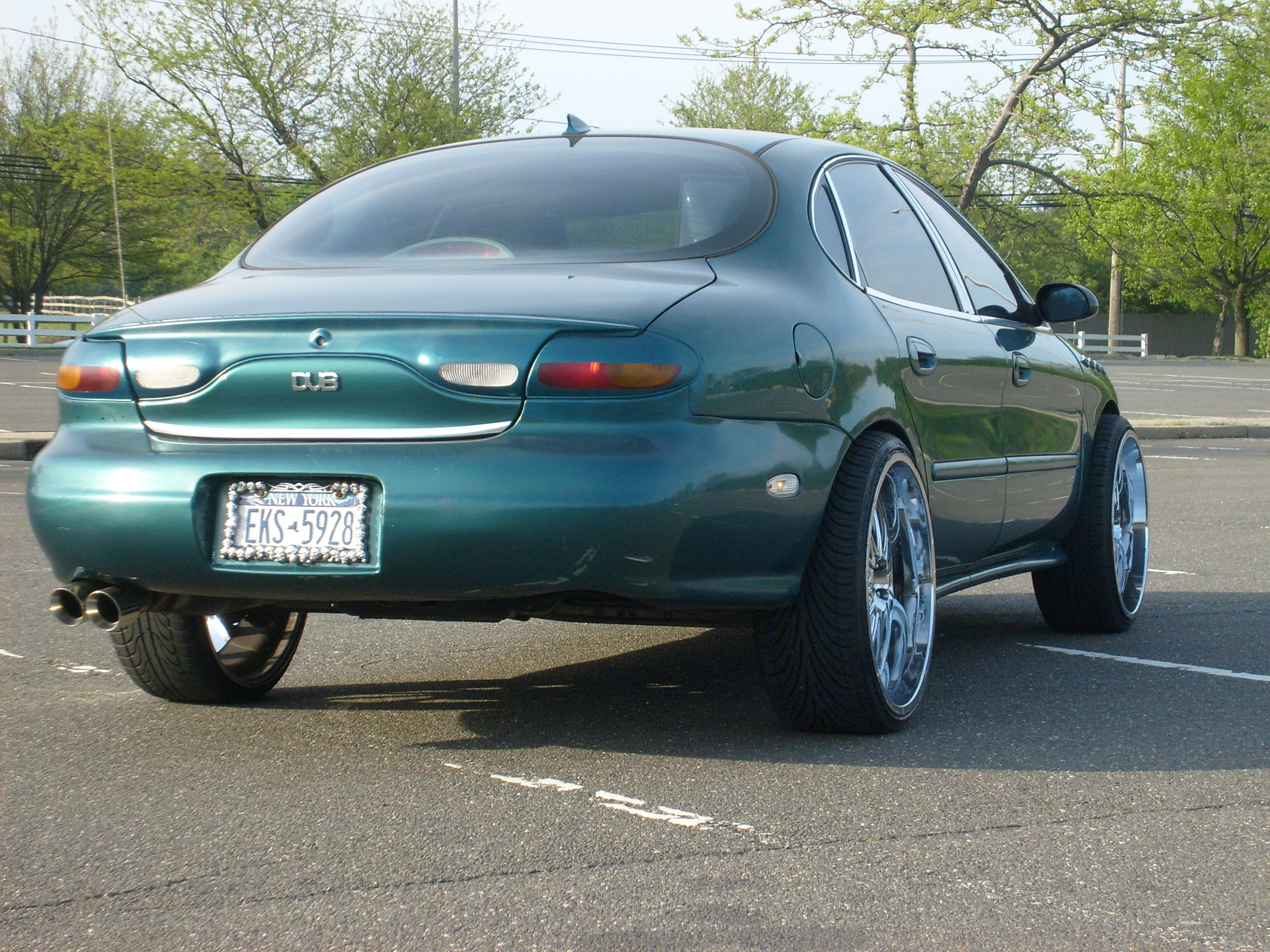 Mr 28 1996 Ford Taurus Specs Photos Modification Info At