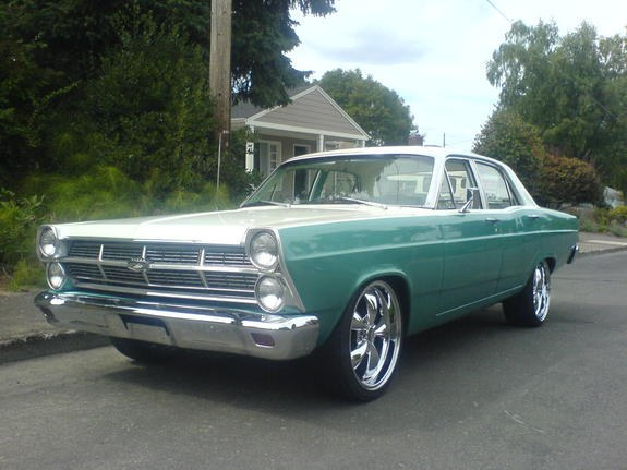 68ponys 1967 Ford Fairlane 26719320037 Large
