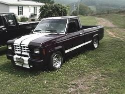 Katrina_lms 1984 Ford Ranger Regular Cab
