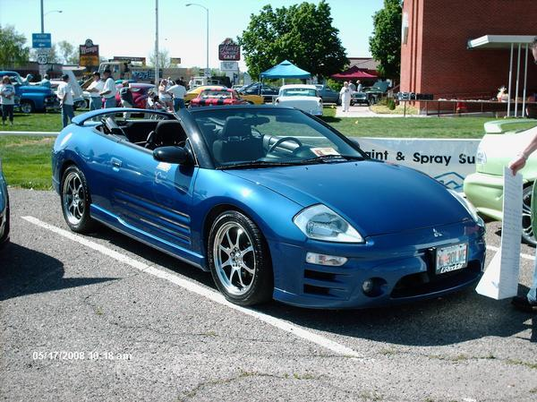 2003 Mitsubishi Eclipse Gts >> OzzyGT3024 2005 Mitsubishi EclipseGT Spyder Convertible 2D Specs, Photos, Modification Info at ...