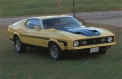 Cammer427s 1972 Ford Mustang