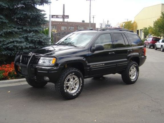 piercedfister 1999 jeep grand cherokee specs photos modification info at cardomain. Black Bedroom Furniture Sets. Home Design Ideas