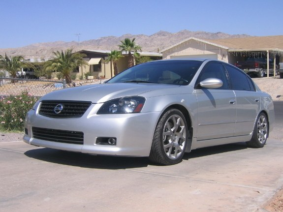 nismo 13 39 s 2006 nissan altima 3 5 se r sedan 4d in las. Black Bedroom Furniture Sets. Home Design Ideas