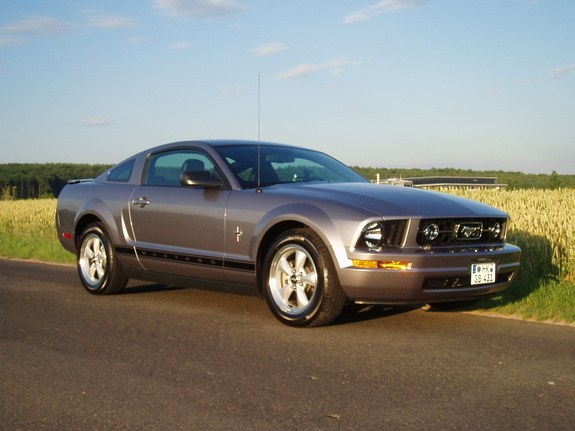 Seargent 2007 Ford Mustang
