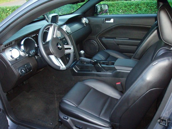 Another Seargent 2007 Ford Mustang post... - 10128600