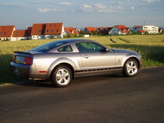 Another Seargent 2007 Ford Mustang post... - 10128601