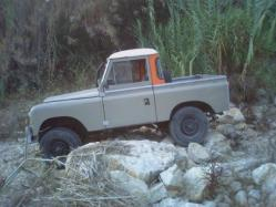 steelmonkey 1978 Land Rover Defender 90