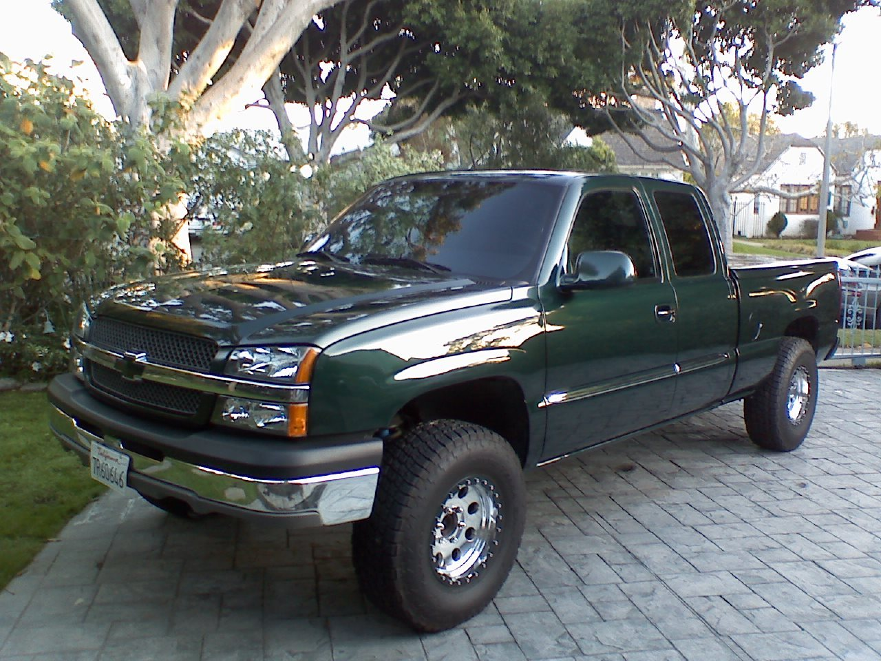 onehate02 2004 chevrolet silverado 1500 extended cab specs. Black Bedroom Furniture Sets. Home Design Ideas