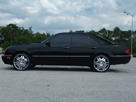 Xcelprinting com 1997 mercedes benz e class specs photos for 1997 mercedes benz e class