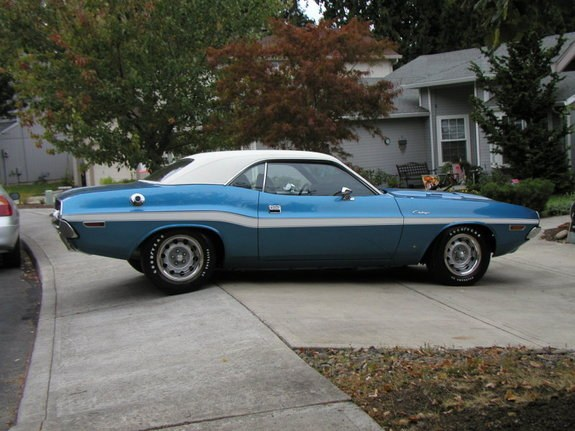Another rtmike 1970 Dodge Challenger post... - 10128898