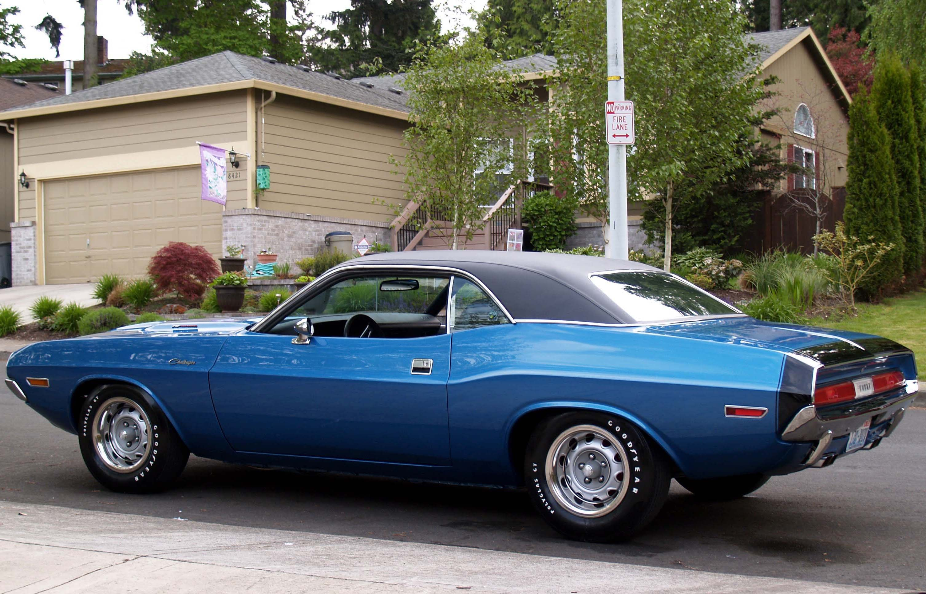 rtmike 1970 Dodge Challenger