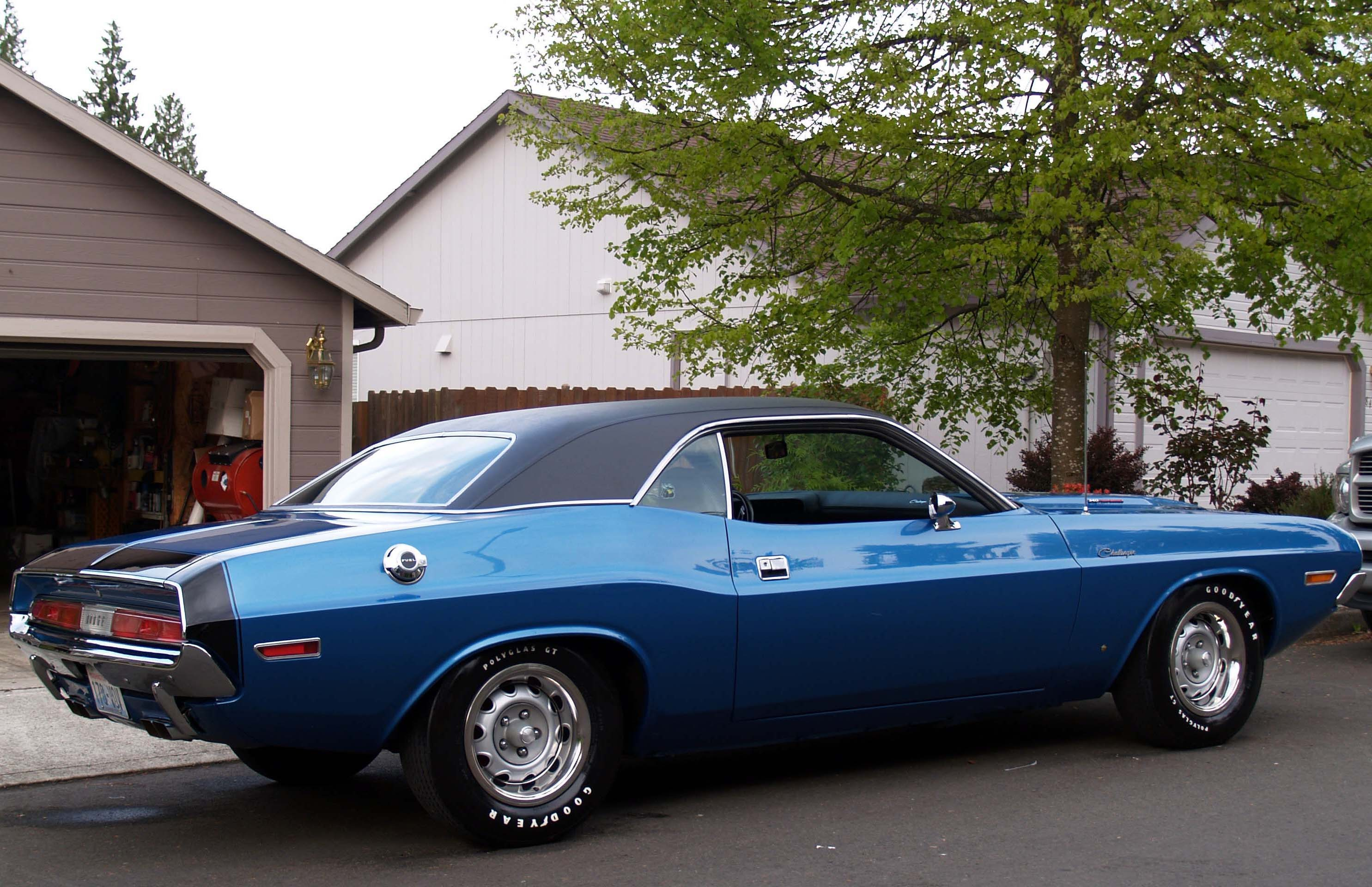 Another rtmike 1970 Dodge Challenger post... - 10128914