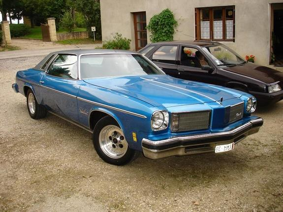 superdupont 1975 oldsmobile cutlass salon specs photos