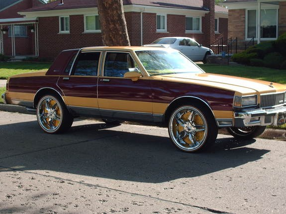 Another SOMETHING_NEW2 1988 Chevrolet Caprice post... - 10132177