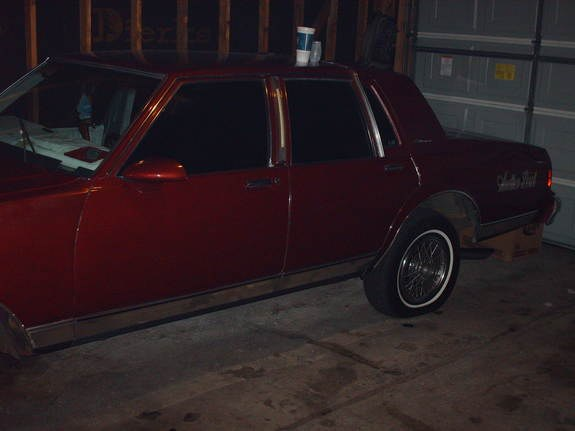 Another SOMETHING_NEW2 1988 Chevrolet Caprice post... - 10132179